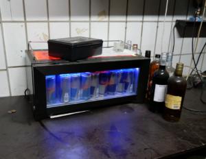Minikühlschrank mit Maxiverbrauch (c) clubliebe e.V./BUND Berlin e.V.